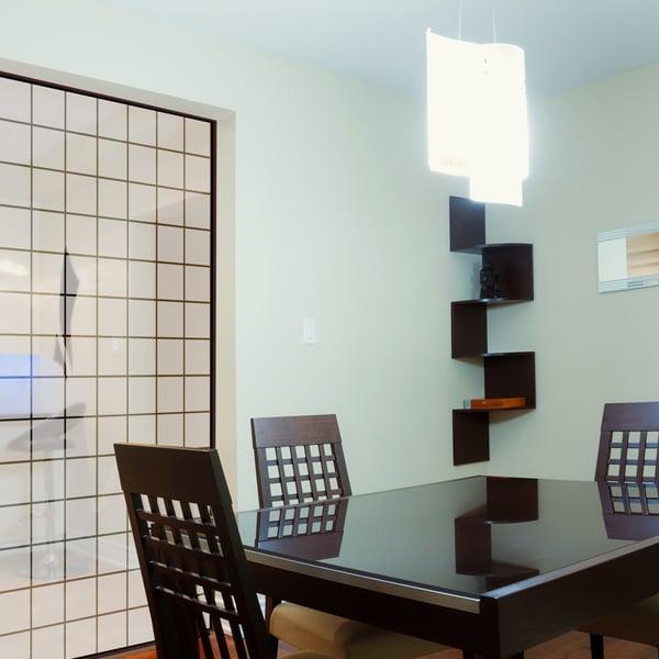 Folia dekoracyjna o wzorze białych kwadratów  – 3180 x 180mm